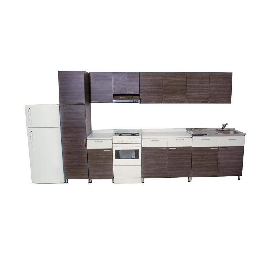 Cocina completa muebles axis for Presupuesto cocina completa