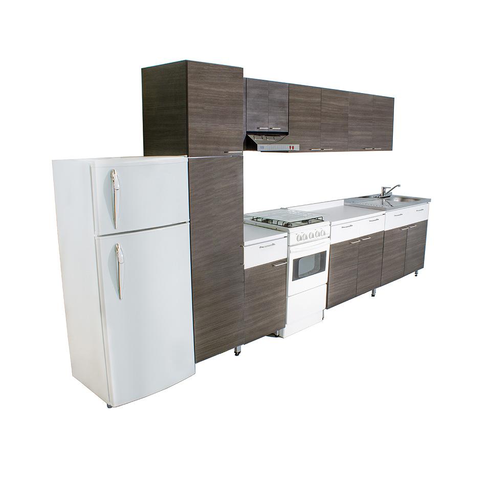 Cocina completa muebles axis - Muebles por modulos ...
