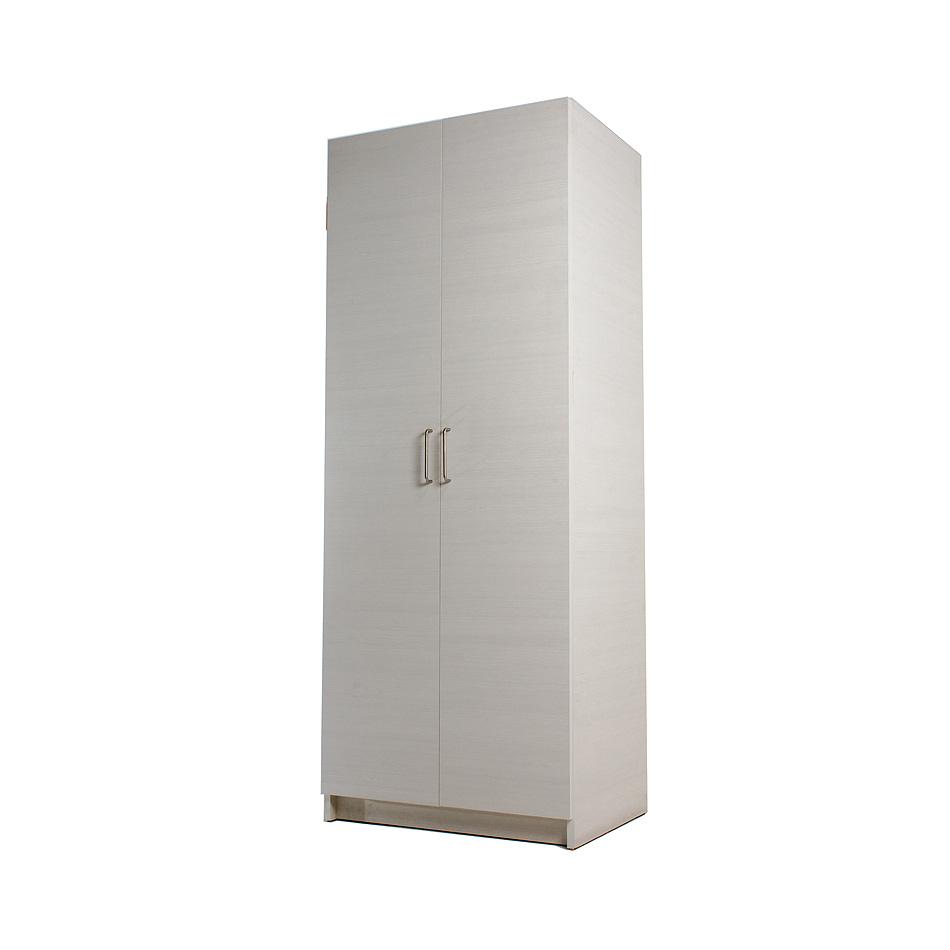 Closet dos puertas dos gavetas muebles axis for Mueble dos puertas