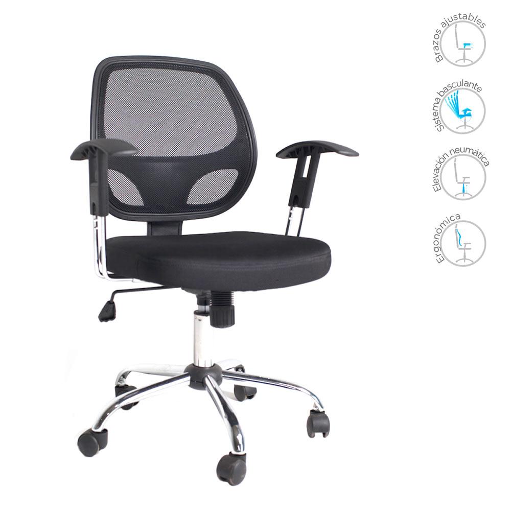 Silla moruy plus muebles axis for Catalogo sillas oficina