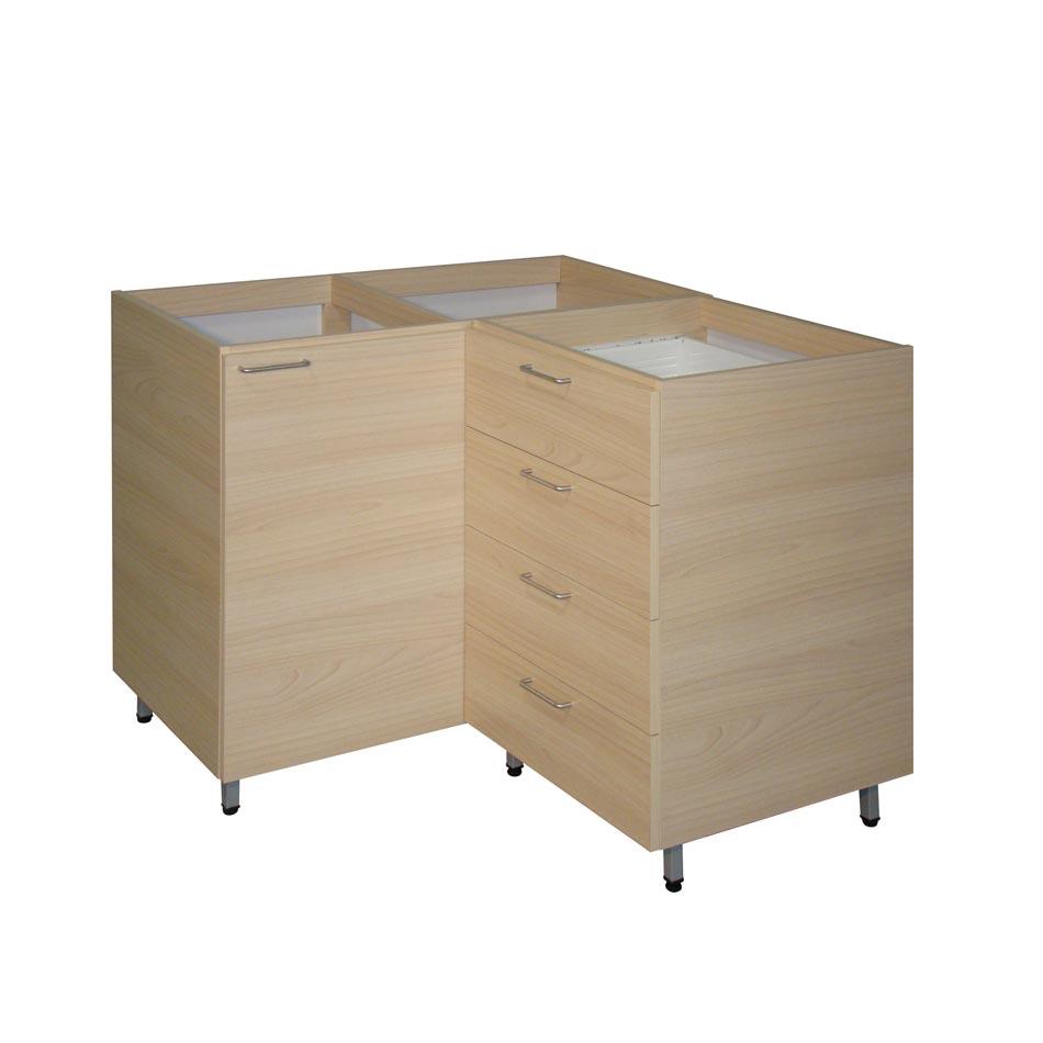 M dulo piso esquinero una puerta muebles axis for Catalogo de muebles de cocina pdf