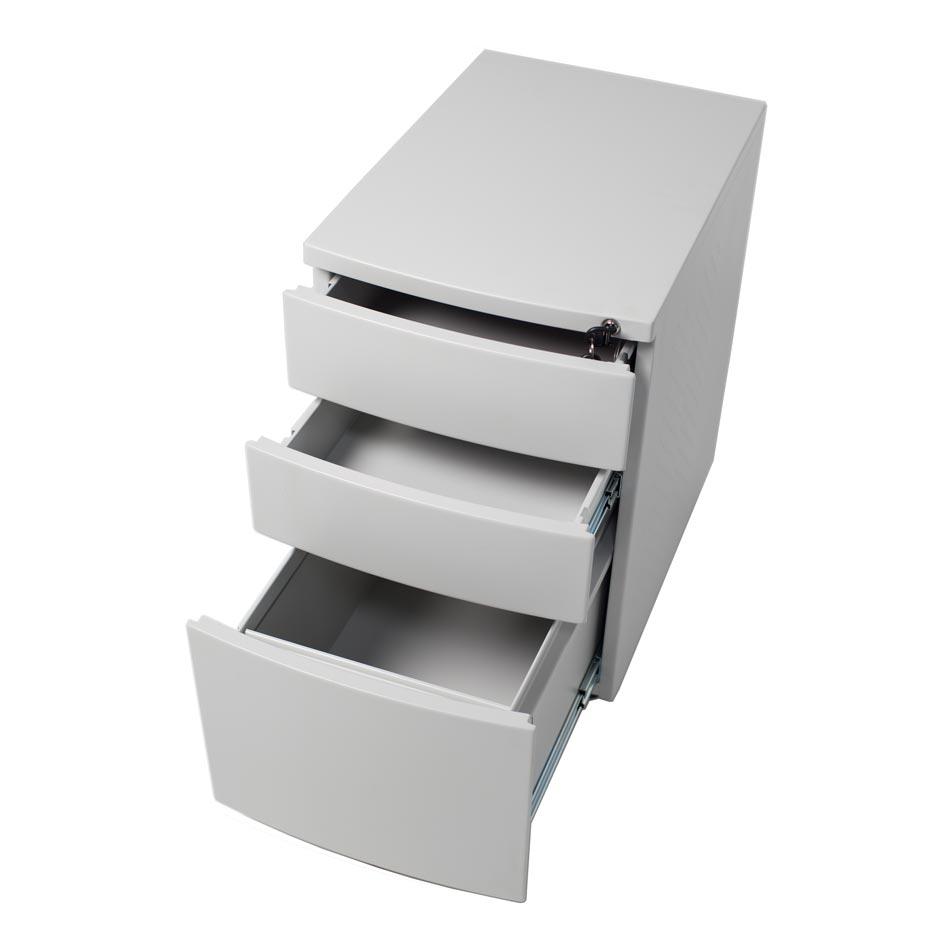 Arturito con ruedas tres gavetas muebles axis for Muebles de cocina con ruedas